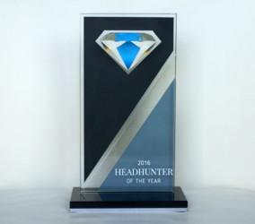 Headhunter of the Year 2017 - BBRecruiting bewirbt sich erneut