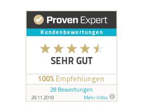 ProvenExpert - BBRecruiting Personalberatung Bewertungen