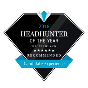 Headhunter of the Year 2019 1