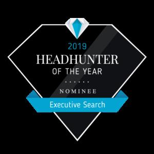 Preisverleihung 2019 Headhunter of the Year
