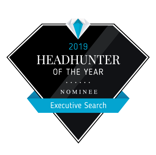 Headhunter of the Year 2019 BBRecruiting wieder nominiert