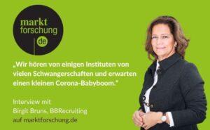 Start-up Online-Pitch 2021 und Corona: Personalberatung in der Pandemie - Ein Interview mit Jury-Mitglied und Personalberaterin Birgit Bruns
