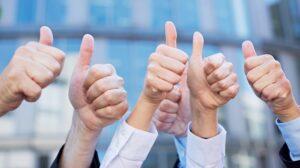 Wir freuen uns sehr über Feedback für unsere Personalberatung.